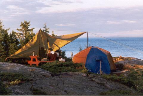 Paradis marin -plein air - - Manicouagan - Attrait - Tourisme Cote-Nord - Destination Cote-Nord